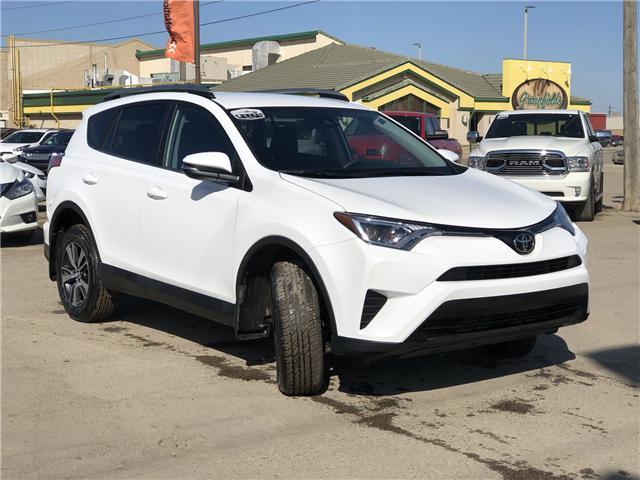 2018 Toyota RAV4 LE (Stk: A2734) in Saskatoon - Image 7 of 20