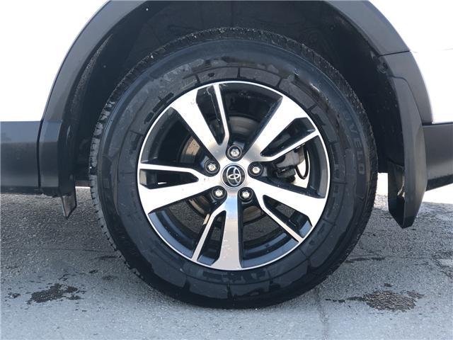2018 Toyota RAV4 LE (Stk: A2734) in Saskatoon - Image 9 of 20