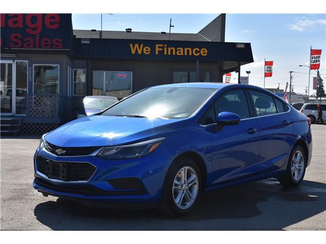 2018 Chevrolet Cruze LT Auto (Stk: P36344C) in Saskatoon - Image 1 of 27