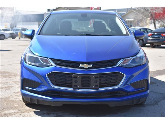 2018 Chevrolet Cruze LT Auto (Stk: P36344C) in Saskatoon - Image 2 of 27
