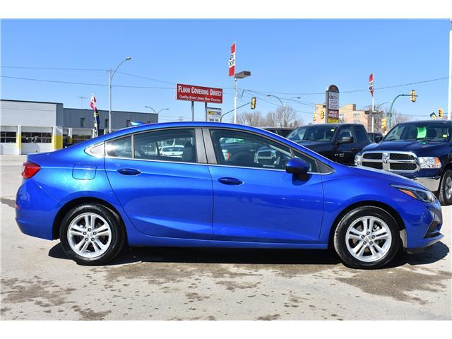 2018 Chevrolet Cruze LT Auto (Stk: P36344C) in Saskatoon - Image 4 of 27