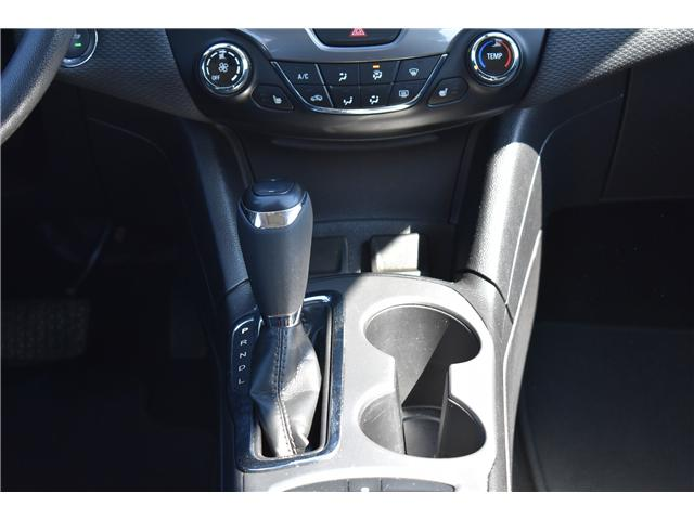 2018 Chevrolet Cruze LT Auto (Stk: P36344C) in Saskatoon - Image 11 of 27