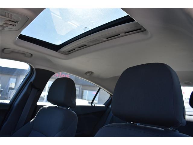 2018 Chevrolet Cruze LT Auto (Stk: P36344C) in Saskatoon - Image 17 of 27