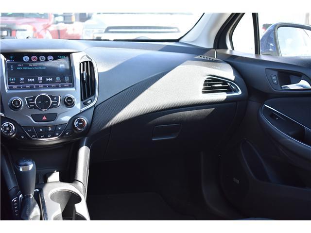 2018 Chevrolet Cruze LT Auto (Stk: P36344C) in Saskatoon - Image 21 of 27