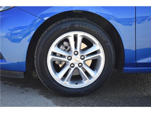 2018 Chevrolet Cruze LT Auto (Stk: P36344C) in Saskatoon - Image 9 of 27