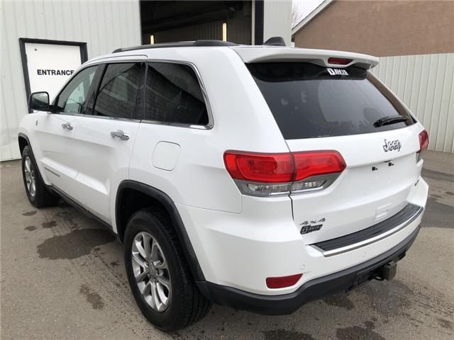 2015 Jeep Grand Cherokee Limited (Stk: 6689) in Fort Macleod - Image 3 of 24