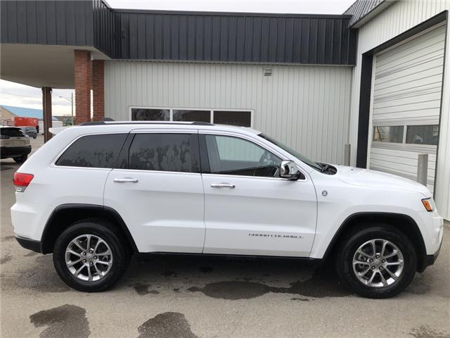 2015 Jeep Grand Cherokee Limited (Stk: 6689) in Fort Macleod - Image 7 of 24