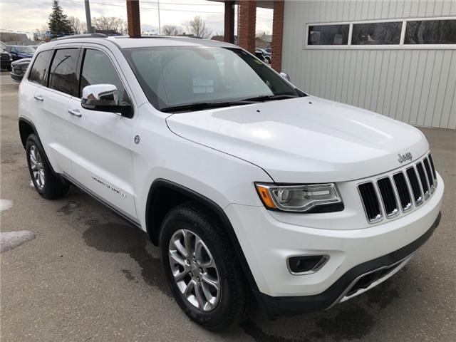 2015 Jeep Grand Cherokee Limited (Stk: 6689) in Fort Macleod - Image 8 of 24