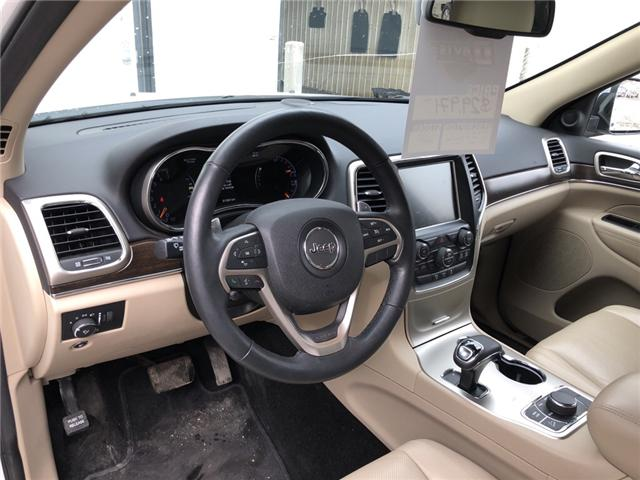 2015 Jeep Grand Cherokee Limited (Stk: 6689) in Fort Macleod - Image 14 of 24