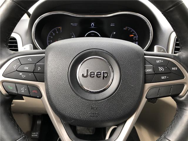 2015 Jeep Grand Cherokee Limited (Stk: 6689) in Fort Macleod - Image 16 of 24