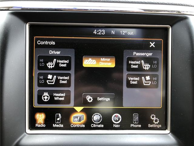 2015 Jeep Grand Cherokee Limited (Stk: 6689) in Fort Macleod - Image 20 of 24