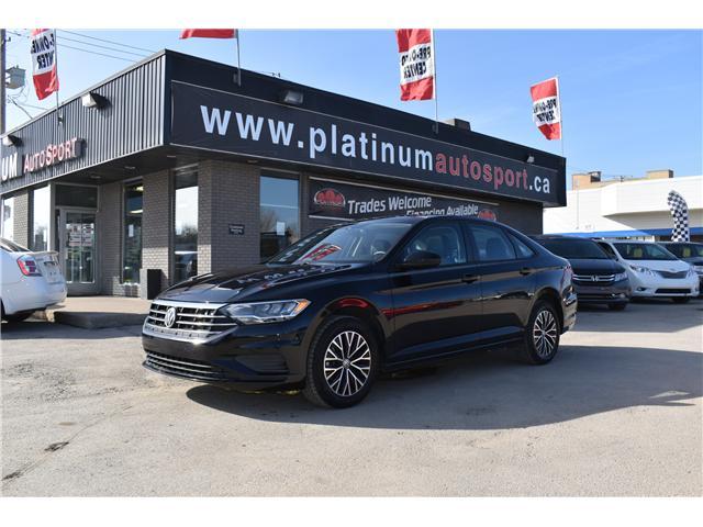 2019 Volkswagen Jetta 1.4 TSI Highline (Stk: PP428) in Saskatoon - Image 1 of 16