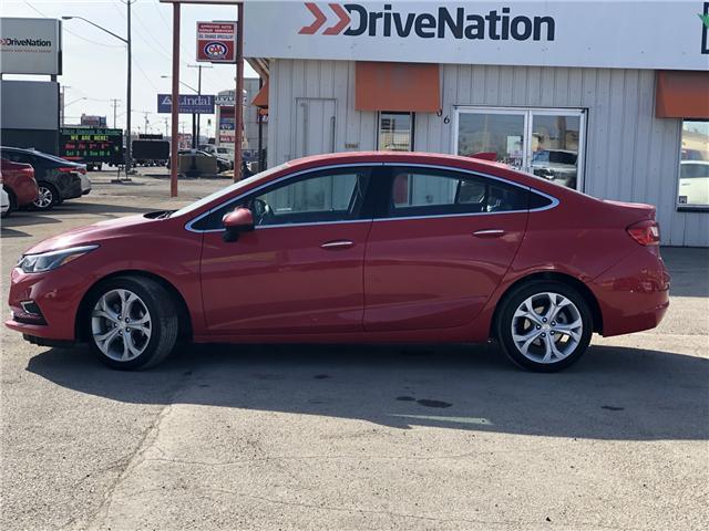 2018 Chevrolet Cruze Premier Auto (Stk: A2745) in Saskatoon - Image 2 of 20