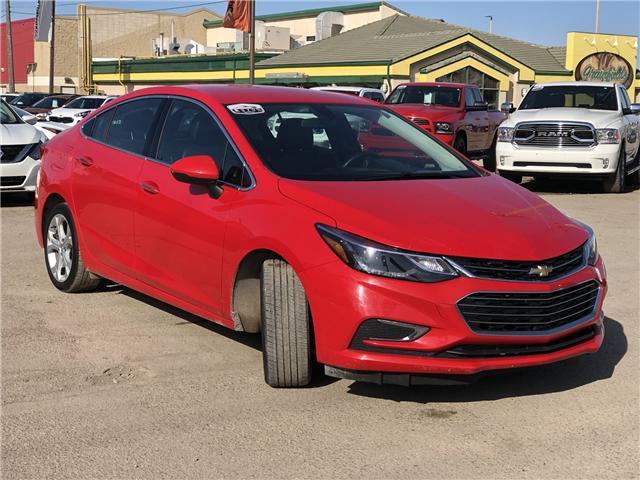 2018 Chevrolet Cruze Premier Auto (Stk: A2745) in Saskatoon - Image 7 of 20