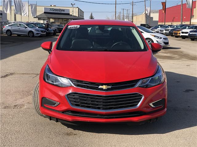 2018 Chevrolet Cruze Premier Auto (Stk: A2745) in Saskatoon - Image 8 of 20