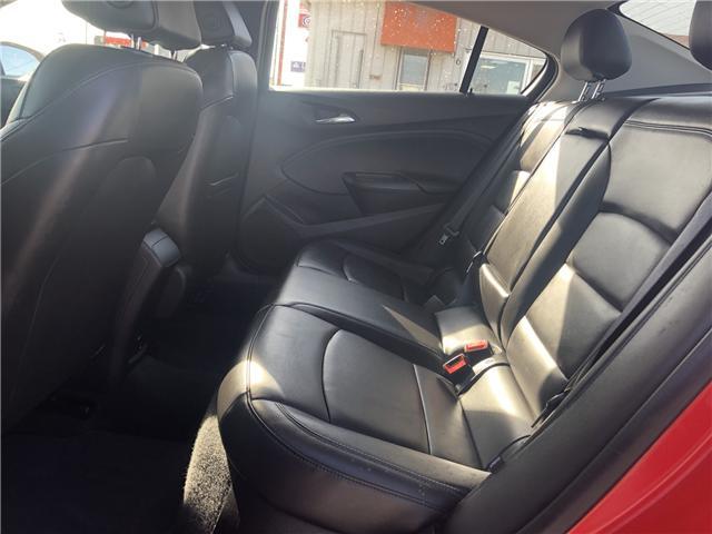 2018 Chevrolet Cruze Premier Auto (Stk: A2745) in Saskatoon - Image 12 of 20