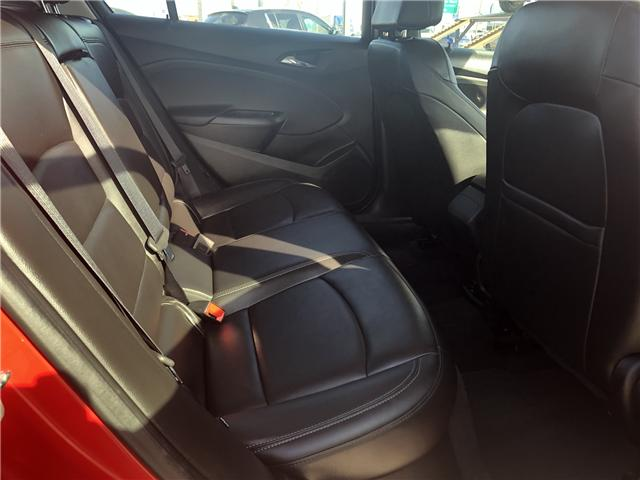 2018 Chevrolet Cruze Premier Auto (Stk: A2745) in Saskatoon - Image 13 of 20