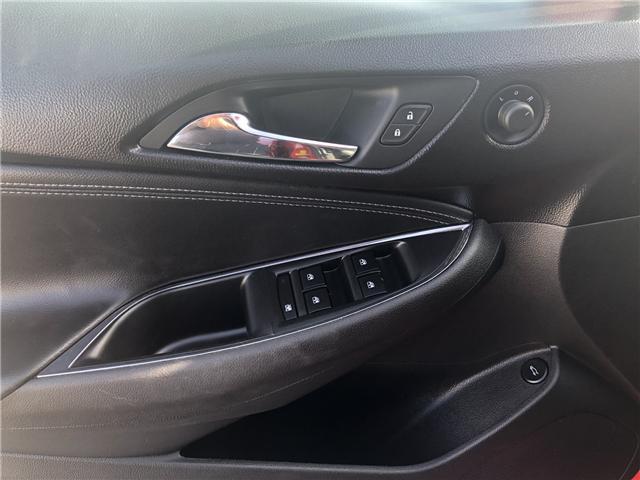 2018 Chevrolet Cruze Premier Auto (Stk: A2745) in Saskatoon - Image 18 of 20