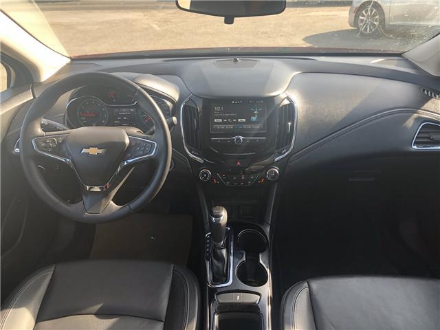 2018 Chevrolet Cruze Premier Auto (Stk: A2745) in Saskatoon - Image 19 of 20