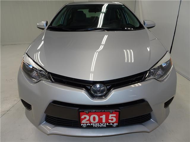 2015 Toyota Corolla LE (Stk: 36078U) in Markham - Image 2 of 24