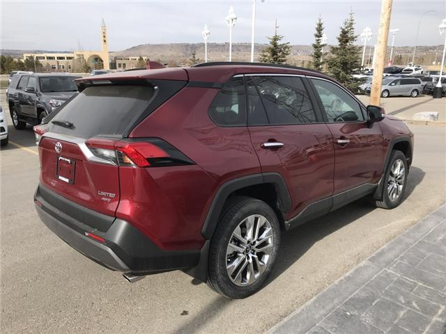 2019 Toyota RAV4 Limited (Stk: 190242) in Cochrane - Image 5 of 14