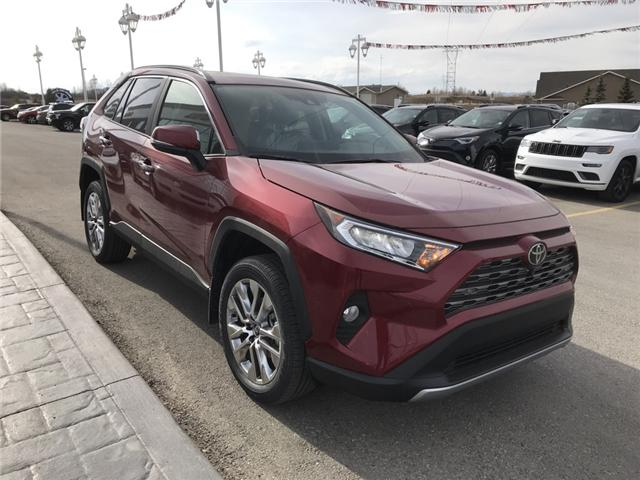 2019 Toyota RAV4 Limited (Stk: 190242) in Cochrane - Image 7 of 14
