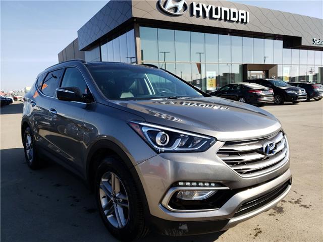 2018 Hyundai Santa Fe Sport  (Stk: H2339A) in Saskatoon - Image 1 of 19