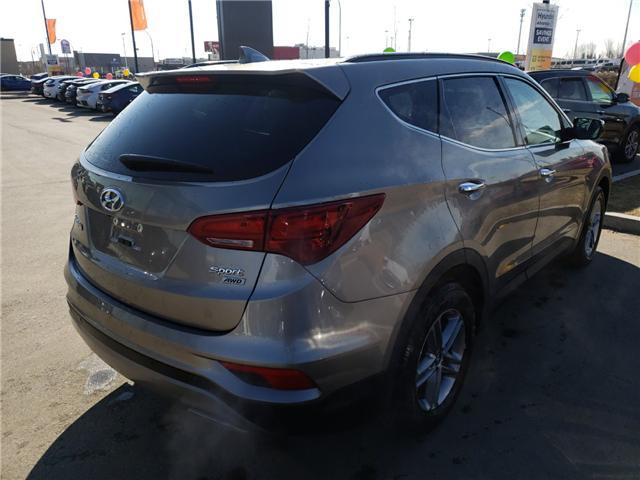 2018 Hyundai Santa Fe Sport  (Stk: H2339A) in Saskatoon - Image 2 of 19