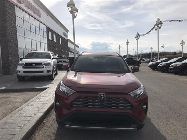2019 Toyota RAV4 Limited (Stk: 190242) in Cochrane - Image 8 of 14