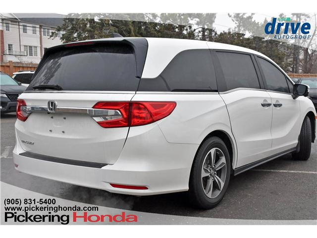 2019 Honda Odyssey EX (Stk: P4649) in Pickering - Image 7 of 25
