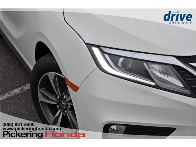 2019 Honda Odyssey EX (Stk: P4649) in Pickering - Image 10 of 25