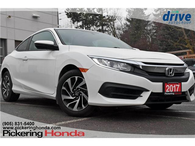 2017 Honda Civic LX (Stk: P4490) in Pickering - Image 1 of 24
