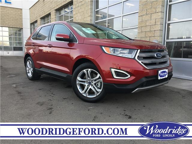 2018 Ford Edge Titanium (Stk: 17204) in Calgary - Image 2 of 23