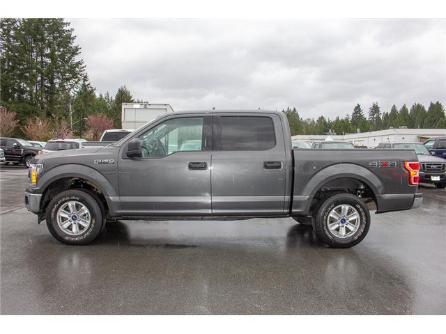 2018 Ford F-150 XLT (Stk: P8593) in Vancouver - Image 4 of 30
