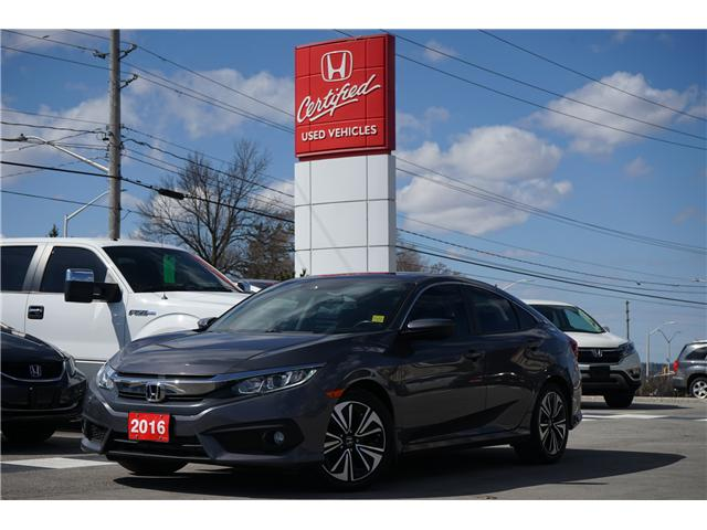 2016 Honda Civic EX-T (Stk: H25745A) in London - Image 1 of 27