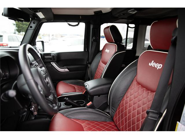 2016 Jeep Wrangler Unlimited Sahara (Stk: K586701A) in Surrey - Image 8 of 24