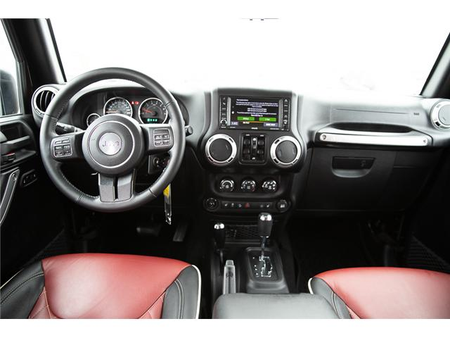 2016 Jeep Wrangler Unlimited Sahara (Stk: K586701A) in Surrey - Image 12 of 24