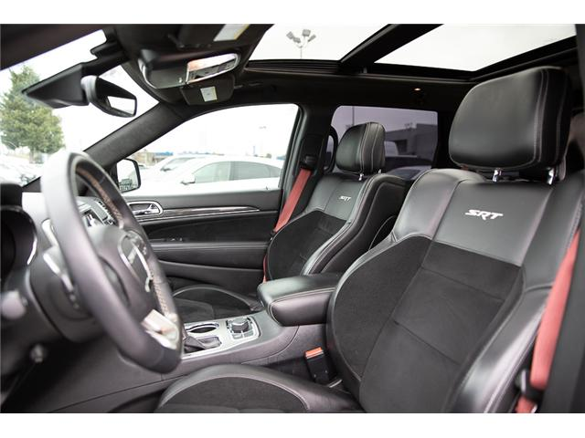 2017 Jeep Grand Cherokee SRT (Stk: K718987A) in Surrey - Image 8 of 26