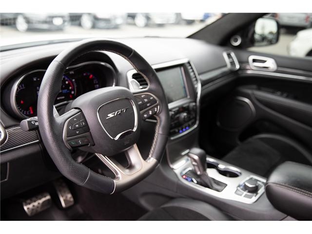2017 Jeep Grand Cherokee SRT (Stk: K718987A) in Surrey - Image 9 of 26