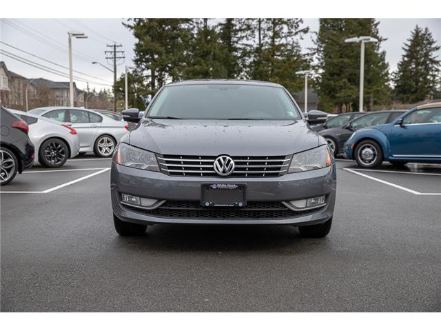 2015 Volkswagen Passat 1.8 TSI Highline (Stk: JT106660A) in Vancouver - Image 2 of 28