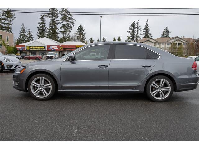 2015 Volkswagen Passat 1.8 TSI Highline (Stk: JT106660A) in Vancouver - Image 4 of 28