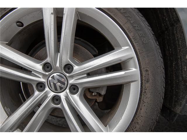 2015 Volkswagen Passat 1.8 TSI Highline (Stk: JT106660A) in Vancouver - Image 9 of 28