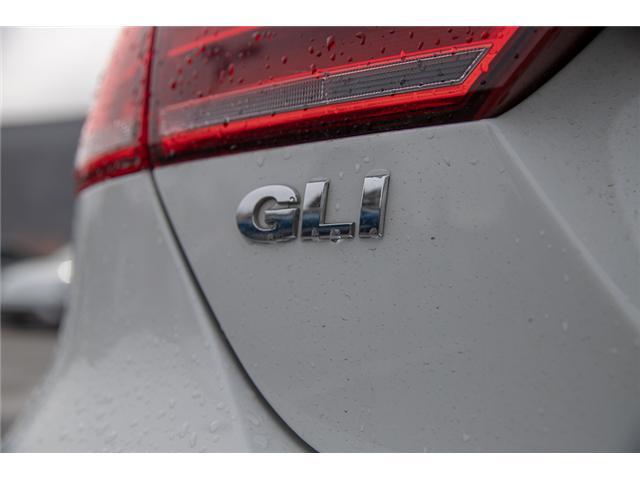 2014 Volkswagen Jetta GLI Edition 30 (Stk: VW0808) in Vancouver - Image 10 of 30