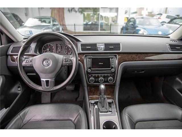 2015 Volkswagen Passat 1.8 TSI Highline (Stk: JT106660A) in Vancouver - Image 14 of 28