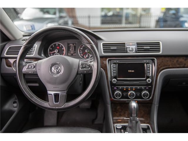 2015 Volkswagen Passat 1.8 TSI Highline (Stk: JT106660A) in Vancouver - Image 15 of 28