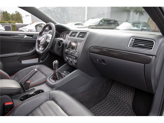 2014 Volkswagen Jetta GLI Edition 30 (Stk: VW0808) in Surrey - Image 19 of 30