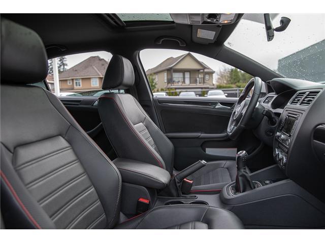 2014 Volkswagen Jetta GLI Edition 30 (Stk: VW0808) in Surrey - Image 20 of 30