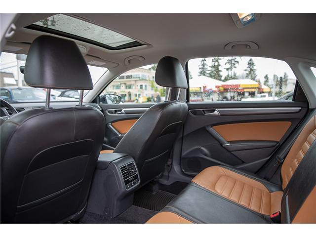2018 Volkswagen Passat 2.0 TSI Highline (Stk: JP000465) in Surrey - Image 16 of 30