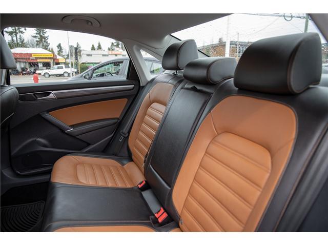 2018 Volkswagen Passat 2.0 TSI Highline (Stk: JP000465) in Surrey - Image 17 of 30