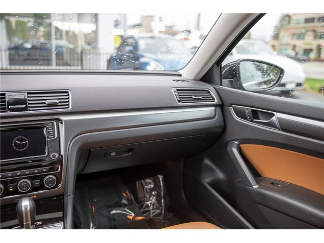 2018 Volkswagen Passat 2.0 TSI Highline (Stk: JP000465) in Surrey - Image 20 of 30